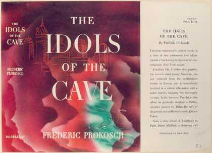 Dust Jackets - The idols of the cave.