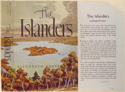 Dust Jackets - The islanders.