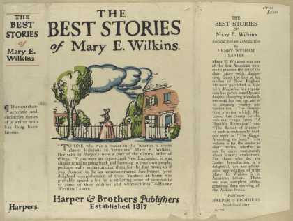 Dust Jackets - The best stories of Mary