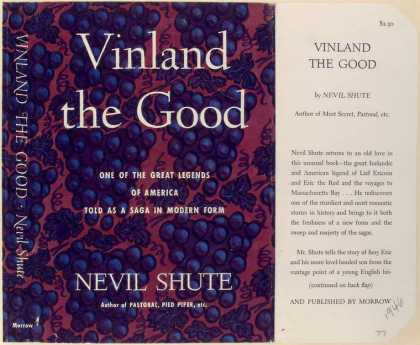 Dust Jackets - Vinland the good.