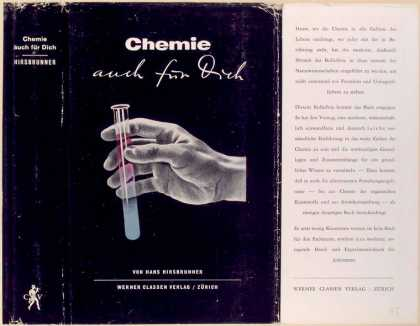 Dust Jackets - Chemie auch f�r dich.