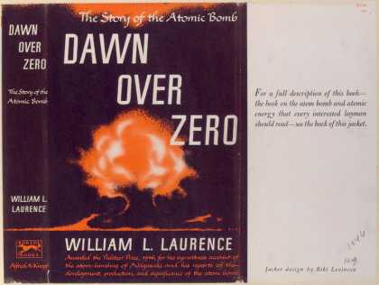 Dust Jackets - Dawn over zero the story