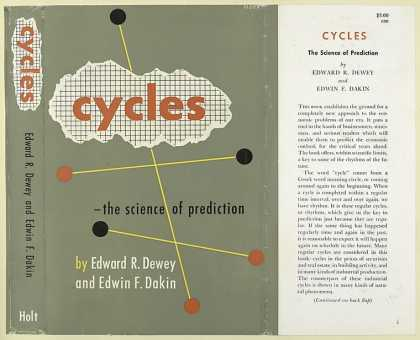 Dust Jackets - Cycles - The science of p