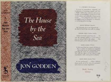 Dust Jackets - The House by the Sea, by
