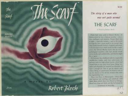 Dust Jackets - The Scarf, by Robert Bloc