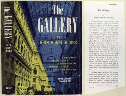 Dust Jackets - The Gallery, by John Horn