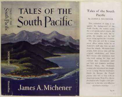 Dust Jackets - Tales of the South Pacifi
