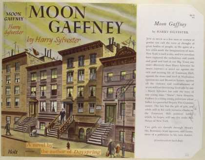 Dust Jackets - Moon Gaffney, by Harry Sy