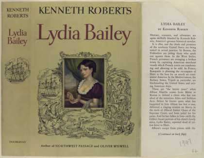 Dust Jackets - Lydia Bailey, by Kenneth