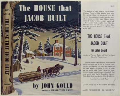 Dust Jackets - The House that Jacob buil
