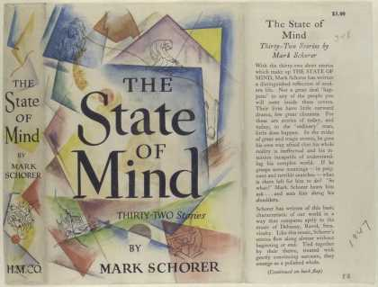 Dust Jackets - The State of Mind, by Mar