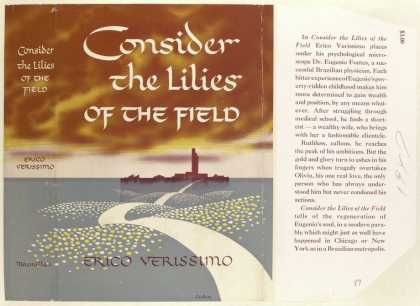 Dust Jackets - Consider the Lilies of th
