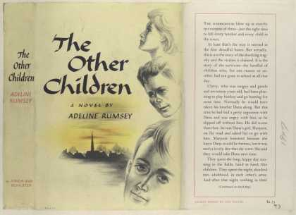 Dust Jackets - The Other Children, by Ad
