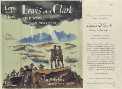 Dust Jackets - Lewis and Clark, by John