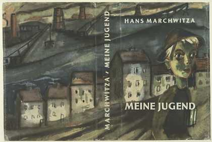 Dust Jackets - Meine Jugend, by Hans Mar