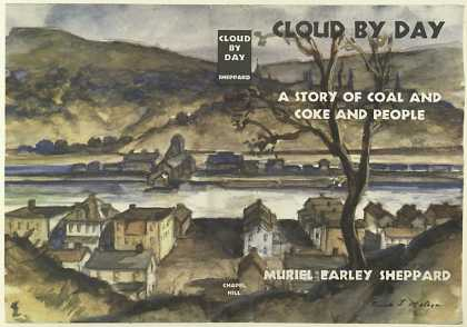 Dust Jackets - Cloud by Day - A story of