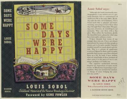 Dust Jackets - Some Days Were Happy, by
