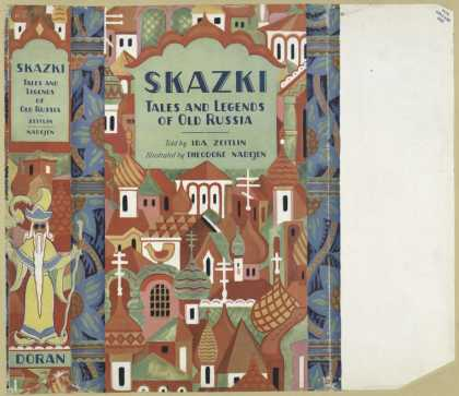 Dust Jackets - Skazki tales and legends