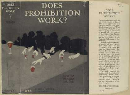 Dust Jackets - Does prohibition work?