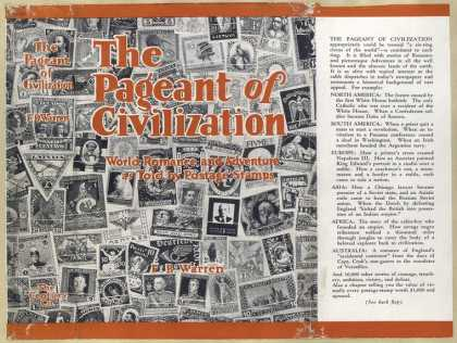 Dust Jackets - The pageant of civilizati