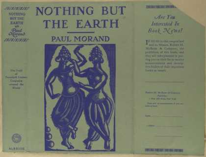 Dust Jackets - Nothing but the earth.