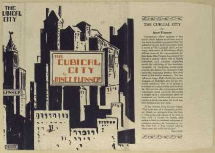 Dust Jackets - The cubical city.