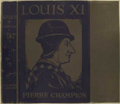 Dust Jackets - Louis XI.