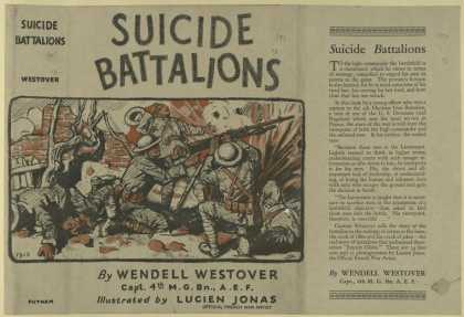 Dust Jackets - Suicide battalions.