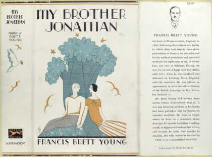 Dust Jackets - My brother Jonathan.