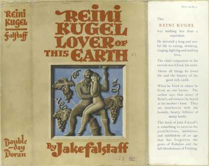 Dust Jackets - Reini Kugel: lover of thi