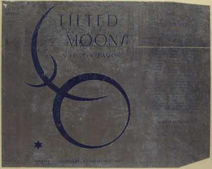 Dust Jackets - Tilted moons.