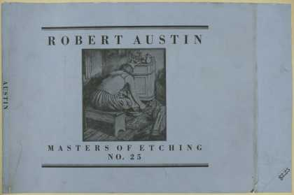 Dust Jackets - Robert Austin. (Series: [
