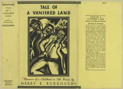 Dust Jackets - Tale of a vanished land :