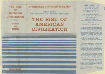 Dust Jackets - The rise of American civi