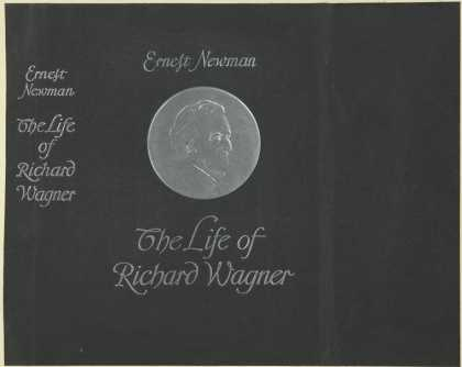 Dust Jackets - The life of Richard Wagne