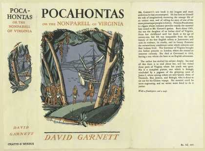 Dust Jackets - Pocahontas or, The nonpa