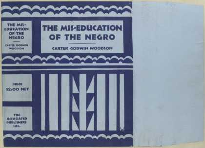 Dust Jackets - The mis-education of the