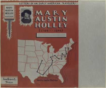 Dust Jackets - Letters of an early Ameri
