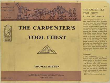 Dust Jackets - The carpenter's tool ches