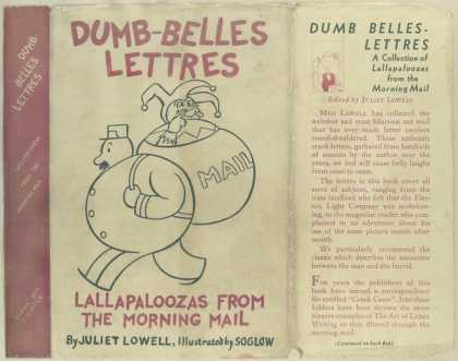 Dust Jackets - Dumb belles-letters, lall