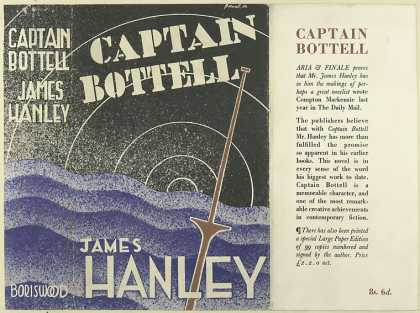 Dust Jackets - Captain Bottell.
