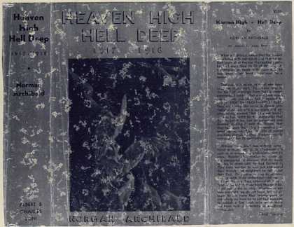 Dust Jackets - Heaven high, hell deep, 1