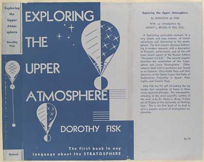 Dust Jackets - Exploring the upper atmos