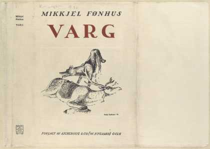 Dust Jackets - Varg.