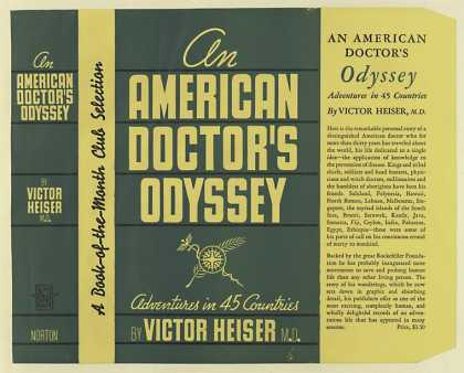 Dust Jackets - An American doctor's odys