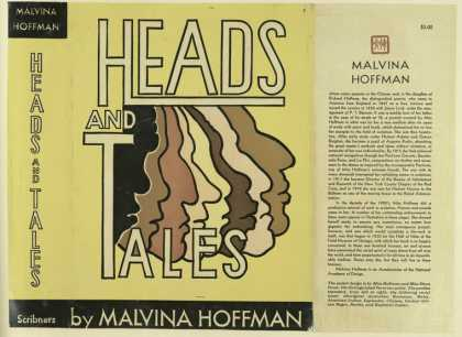 Dust Jackets - Heads and tales / by Malv