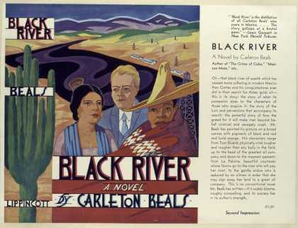 Dust Jackets - Black river / by Carleton