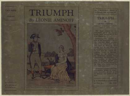 Dust Jackets - Triumph / by Léonie Amino