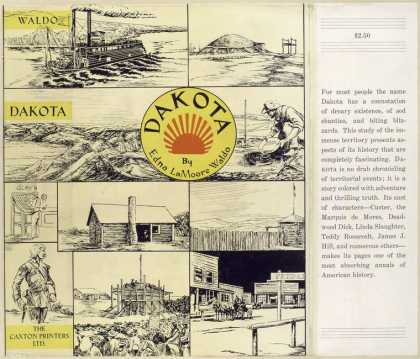 Dust Jackets - Dakota / by Edna LaMoore