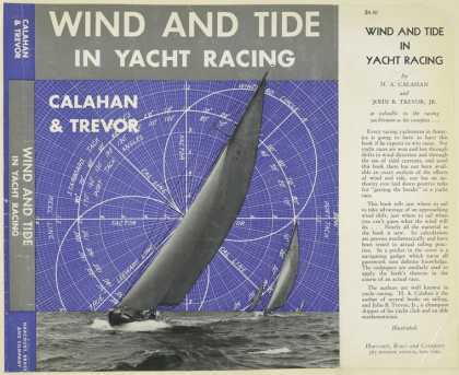 Dust Jackets - Wind and tide in yacht ra